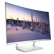 HP 27 Curved Monitor