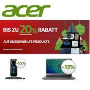Acer Weihnachtsangebote