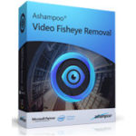 Ashampoo Video Fisheye Removal - Ashampoo Video Fisheye Removal sagt der Objektivverzerrung den Kampf an!
