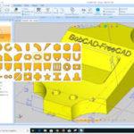 BobCAD FreeCAD Kostenlos 2D- und 3D-Modelle entwerfen und bearbeiten