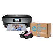 HP Envy Drucker mit 12 Probemonate HP Instant Ink