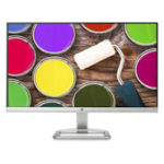 HP 24ea Monitor - extrem schlankes Full-HD IPS-Display mit Lautsprecher