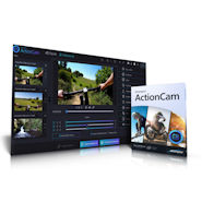 Ashampoo ActionCam - Dynamische Actionvideos optimieren
