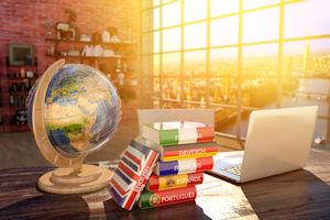 vokbalen und fremdsprachen lernen mit computer und apps