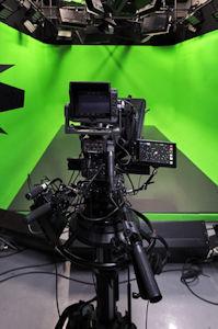 greenscreen studio für fotos und videos