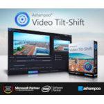 Ashampoo Video Tilt-Shift für Miniatureffekte in Videos