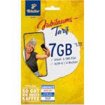 tchibo mobil jubilaeumstarif mit 7 GB Highspeed Datenvolumen und vielen Extra Features