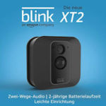 Blink XT2: Intelligente Sicherheitskamera, kabellos und mit Alexa-Anbindung