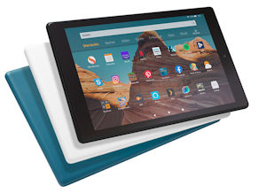 Fire HD 10 Tablet PC