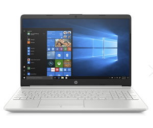 HP Notebook 15-dw1740ng mit Intel® Core™ i5-10210U Prozessor