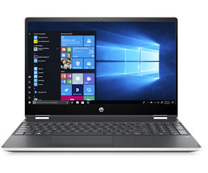 HP Pavilion x360-15-dq1131ng mit Intel i5-10210U Prozessor