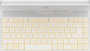 Acer ConceptD 7 Notebook Tastatur Beleuchtung