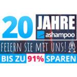 20 Jahre Ashampoo bis zu 91% Rabatt