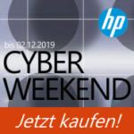 HP Cyber Weekend: letzte Stunden, frische Notebooks