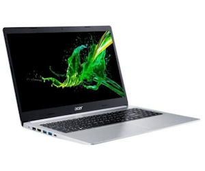 Acer A515-54G-50F2 Notebook silber mit 1 TByte SSD