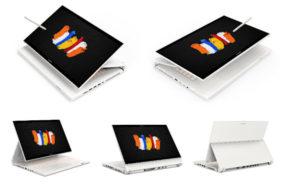 Acer ConceptD 7 Ezel Notebooks