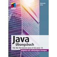 Java Übungsbuch, erschienen im mitp-Verlag