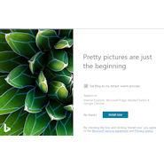 Microsoft Bing Wallpaper App