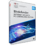 Bitdefender Internet Security PC Lebenslang Edition
