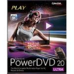 PowerDVD 20 - Home Entertainment und Streaming Software