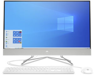 HP 27-dp0700ng All-in-One PC mit AMD Ryzen™ 5 4500U