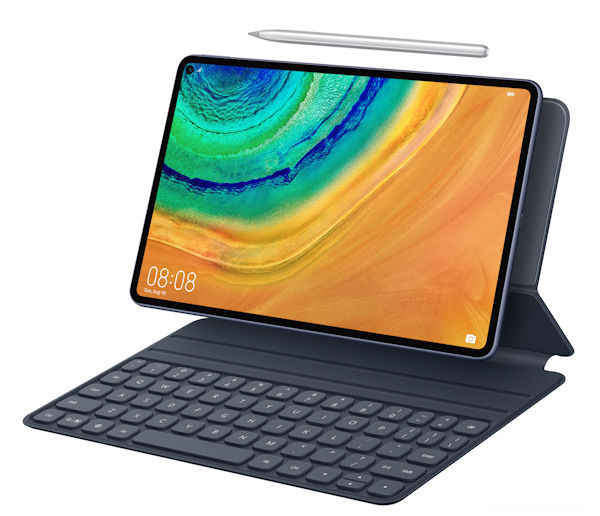 MatePad Pro Bundle mit Keyboard und M-Pencil (Stift)