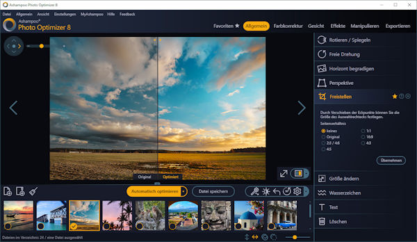 Ashampoo Photo Optimizer 8