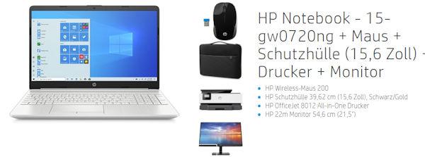HP Back To Uni Bundle Angebote