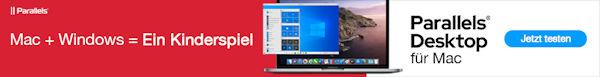 Paralells Desktop 16 testen