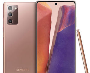 Samsung Galxy Note S20