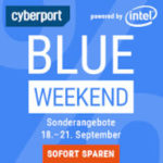 Cyberport Blue Weekend 2020