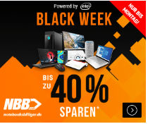 Notebooksbilliger Black Week Angebote 2020
