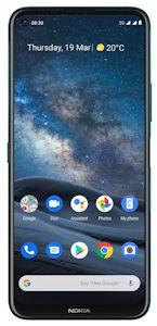 Nokia 8.3 5G Frontseite