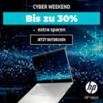 HP Cyber Weekend 2020