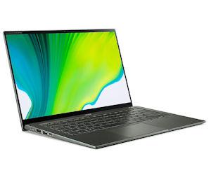 Acer Swift 5 SF514-55T-78E4 mit mit Intel® Evo™ Plattform Verifizierung