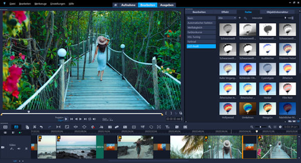 Corel Videostudio 2021 Workflow