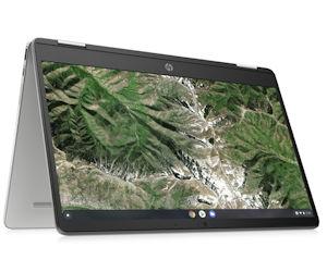 HP Chromebook x360 14a-ca0725ng