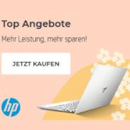 HP Angebotsaktion: Mehr Leistung Mehr sparen