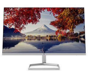 HP M24f FHD - Monitor mit 99% sRGB und Blaulichtreduzierung