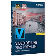MAGIX Video deluxe 2022