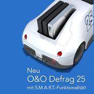 O&O Defrag 25 Pro mit S.M.A.R.T.-Funktionalität die Gesundheit von Festplatten im Blick