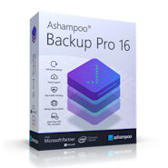 Ashampoo Backup Pro 16